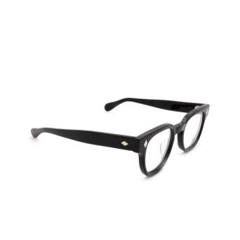 Julius Tart Optical® Square Eyeglasses: Bryan color Black.