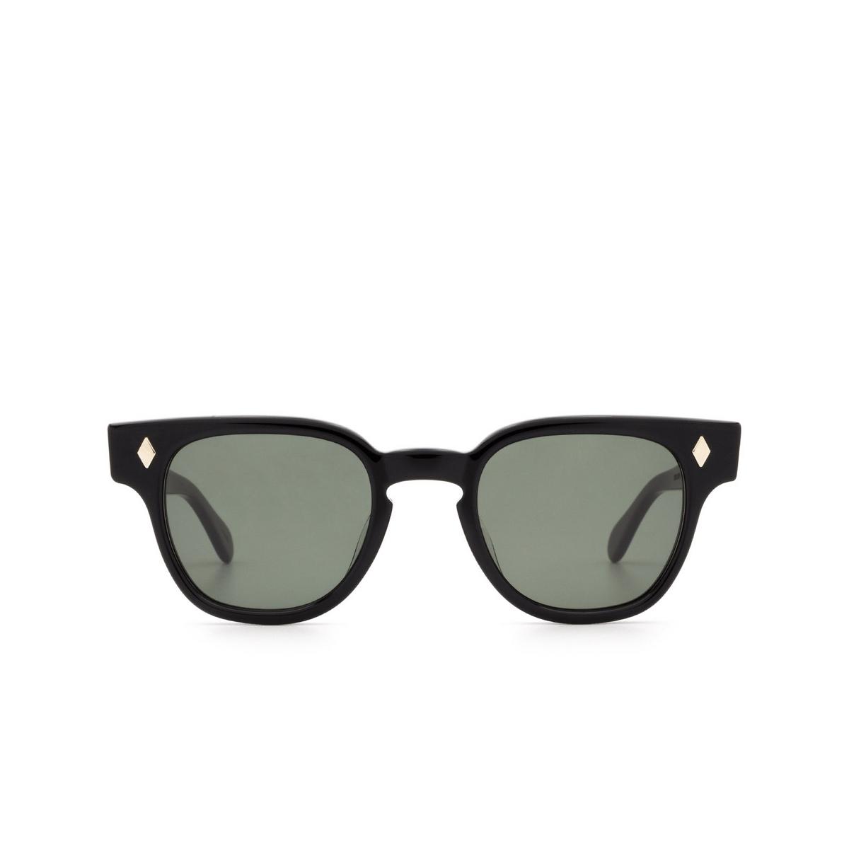 Julius Tart Optical® Square Sunglasses: Bryan Sun color Black.