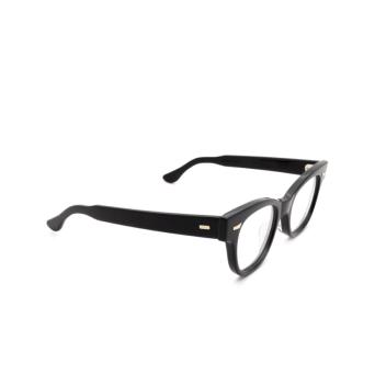 Julius Tart Optical® Cat-eye Eyeglasses: Countdown color Black.