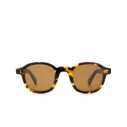 Lesca® Sunglasses: BRUT PANTO 8MM color Havana 15.