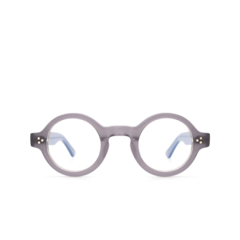 Lesca® Round Eyeglasses: Burt color Gray A5.