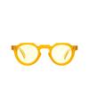 Lesca® Irregular Sunglasses: CROWN PANTO 8MM color Honey 1 - product thumbnail 1/3.