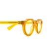 Lesca® Irregular Sunglasses: CROWN PANTO 8MM color Honey 1 - product thumbnail 3/3.