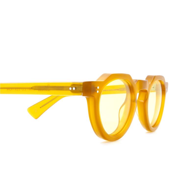 Lesca® Irregular Sunglasses: CROWN PANTO 8MM color Honey 1.