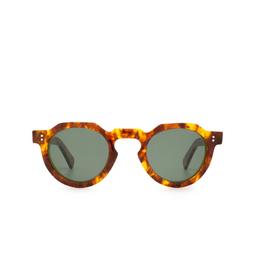Lesca® Sunglasses: CROWN PANTO 8MM color Havana 10.