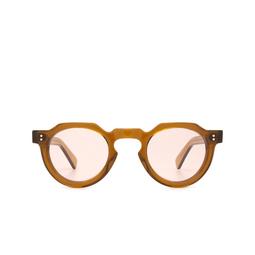 Lesca® Sunglasses: CROWN PANTO 8MM color Brown 5.