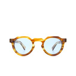 Lesca® Sunglasses: CROWN PANTO 8MM color Havana 6.