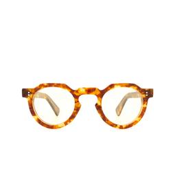 Lesca® Sunglasses: CROWN PANTO 8MM color Light Havana 9.