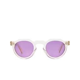 Lesca® Sunglasses: Crown Panto X Mia Burton color 21 - BRAVE PURPLE.