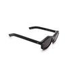 Lesca® Irregular Sunglasses: Dada Sun color Black 5 - product thumbnail 2/3.