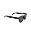 Lesca® Round Sunglasses: Gaston color Noir 5 - product thumbnail 2/3.