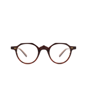 Lesca® Irregular Eyeglasses: P21 color Dark Havana 22.