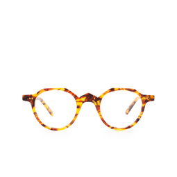 Lesca® Eyeglasses: P21 color Light Havana Blond.