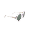 Lesca® Round Sunglasses: Phil Sun color Crystal 3 - product thumbnail 2/3.