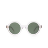 Lesca® Round Sunglasses: Phil Sun color Crystal 3 - product thumbnail 1/3.