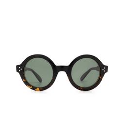 Lesca® Sunglasses: Phil Sun color Dark Havana A1.