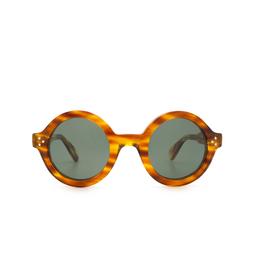 Lesca® Sunglasses: Phil Sun color Écaille Jaspé A3.
