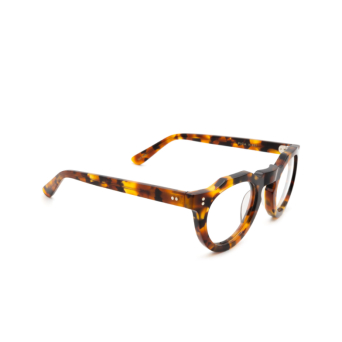 Lesca® Irregular Eyeglasses: Pica color Écaille Marbré H827.