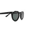 Lesca® Irregular Sunglasses: Picas color Noir 5 - product thumbnail 3/3.
