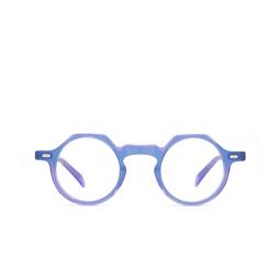 Lesca® Eyeglasses: Yoga color Blue Violet Bv.