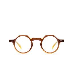 Lesca® Eyeglasses: Yoga color Cognac / Honey By.