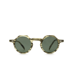 Lesca® Sunglasses: Yoga Sun color Striped Grey Tweed.