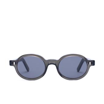 L.G.R® Oval Sunglasses: Teos Bold color Grey 70.