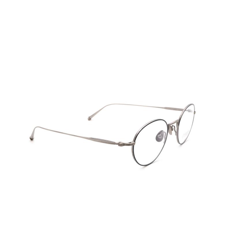 Matsuda® Round Eyeglasses: M3103 color Antique Silver As.