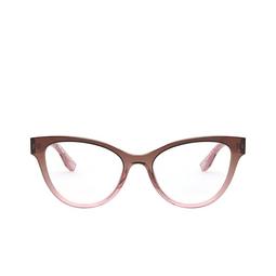 Miu Miu® Eyeglasses: MU 01TV color Brown Gradient 04I1O1.