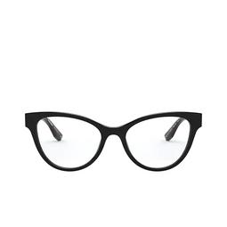 Miu Miu® Eyeglasses: MU 01TV color Black 1AB1O1.