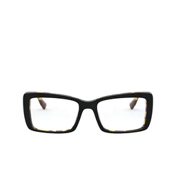 Miu Miu® Eyeglasses: MU 03SV color Top Black / Light Havana 3891O1.