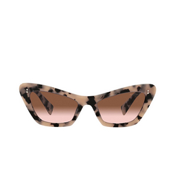 Miu Miu® Sunglasses: MU 03XS color Havana / Transparent Pink 07D0A6.