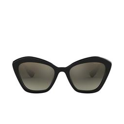 Miu Miu® Sunglasses: MU 05US color Black 1AB5O0.