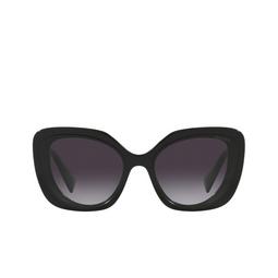 Miu Miu® Sunglasses: MU 06XS color Crystal Black 03I5D1.
