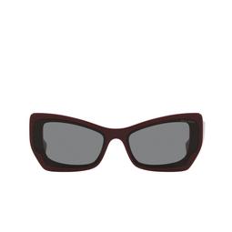 Miu Miu® Sunglasses: MU 07XS color Pink Bordeaux 01T02N.