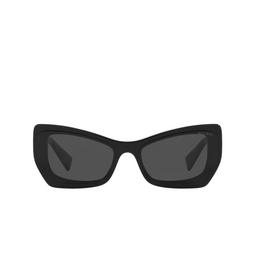 Miu Miu® Sunglasses: MU 07XS color Crystal Black 03I5S0.