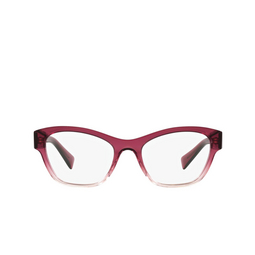 Miu Miu® Eyeglasses: MU 08TV color Gradient Bordeaux 04T1O1.