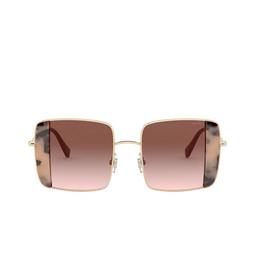 Miu Miu® Sunglasses: MU 56VS color Pink Gold / Pink Havana 07D0A6.