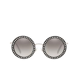 Miu Miu® Sunglasses: MU 59US color Black 1525O0.