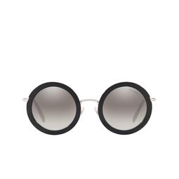 Miu Miu® Sunglasses: MU 59US color Black 1AB5O0.