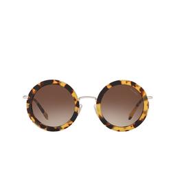 Miu Miu® Sunglasses: MU 59US color Light Havana 7S06S1.