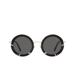 Miu Miu® Sunglasses: MU 59US color Havana Black / White PC75S0.