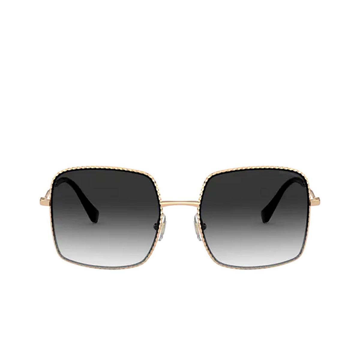 Miu Miu® Square Sunglasses: MU 61VS color Antique Gold 7OE5D1.