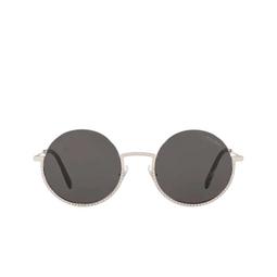 Miu Miu® Sunglasses: MU 69US color Silver 1BC5S0.