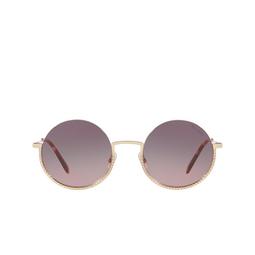 Miu Miu® Sunglasses: MU 69US color Pale Gold ZVN146.