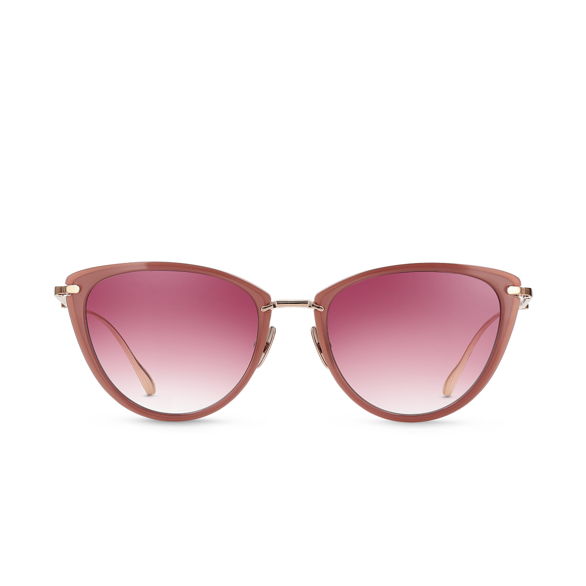 Mr. Leight® Butterfly Sunglasses: Beverly S color RW-18KRG/SG.