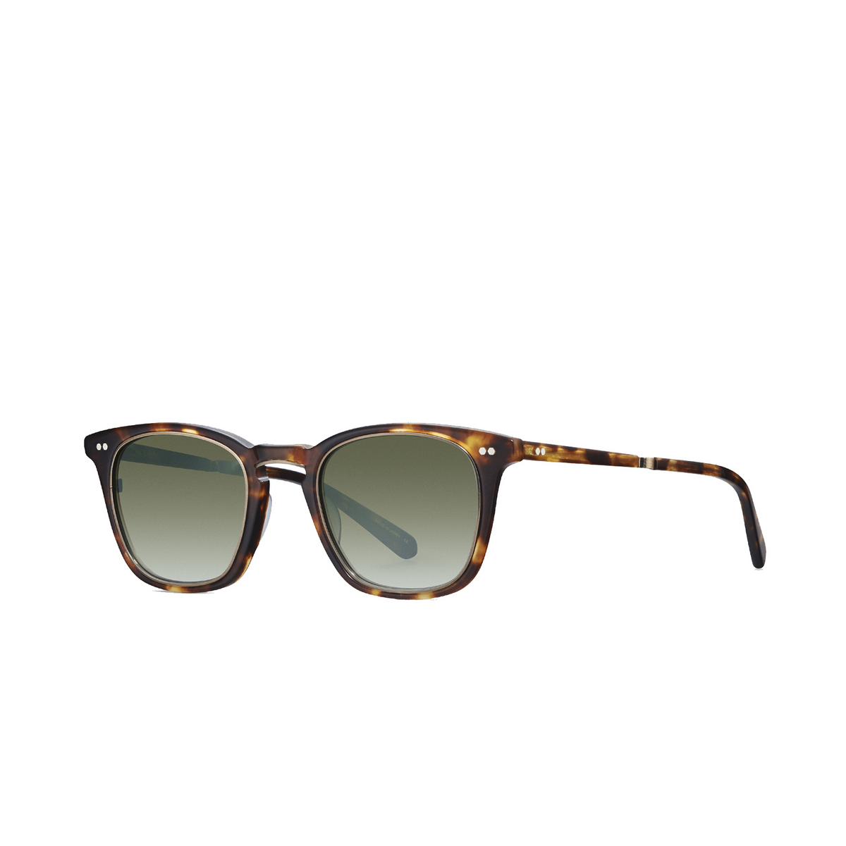 Mr. Leight® Square Sunglasses: Getty S color Mpl-atg/plm.