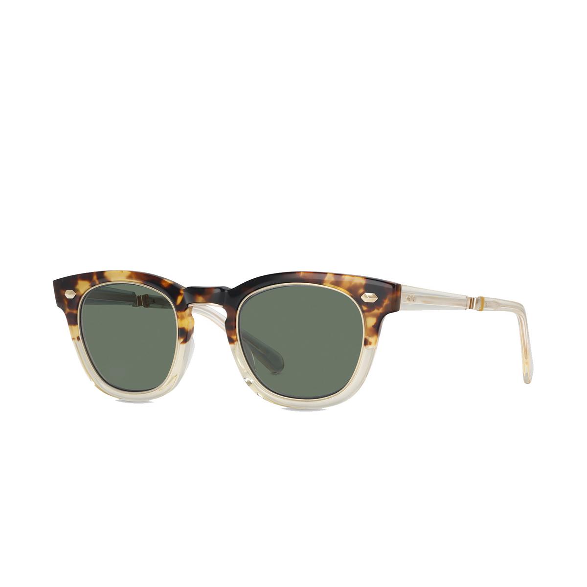Mr. Leight® Square Sunglasses: Hanalei S color DTORT-12KWG-ART.
