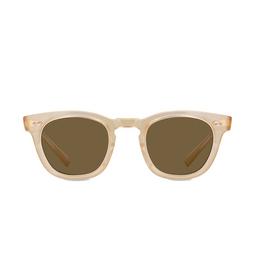 Mr. Leight® Sunglasses: Hanalei S color SMT-12KMWG/BRN.