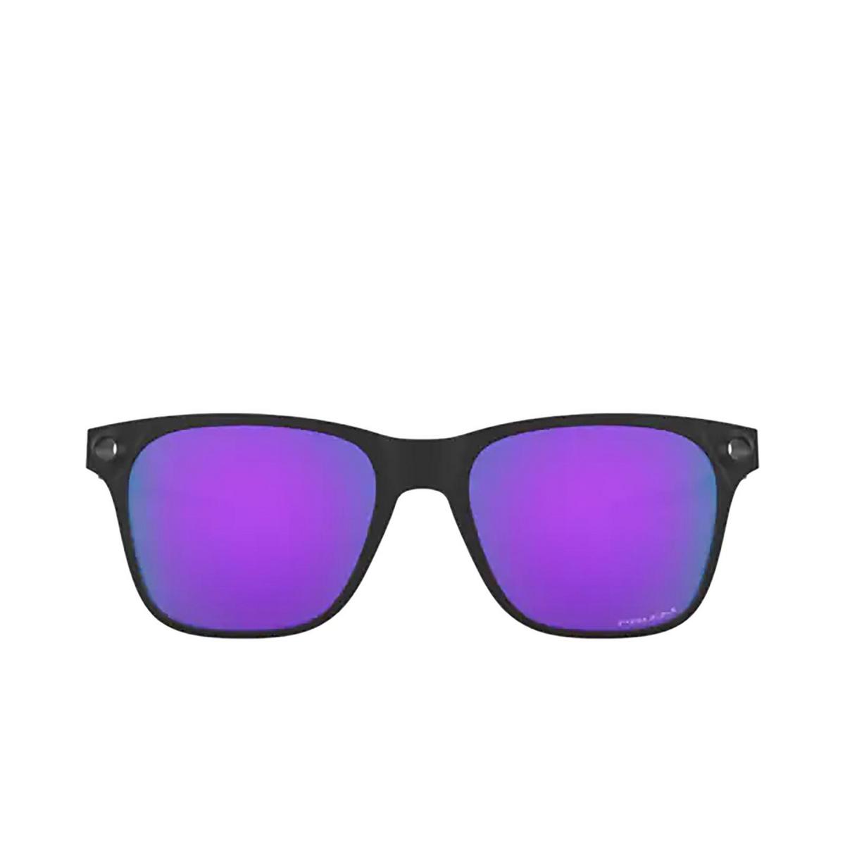 Oakley® Square Sunglasses: Apparition OO9451 color Satin Black 945110.
